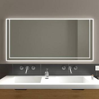 Зеркало с LED подсветкой Энн