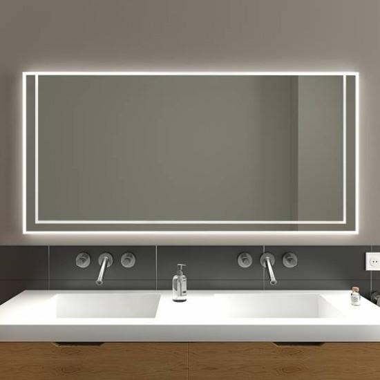 Зеркало с LED подсветкой Энн в интернет-магазине ROSESTAR фото