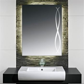 Зеркало с LED подсветкой Белла