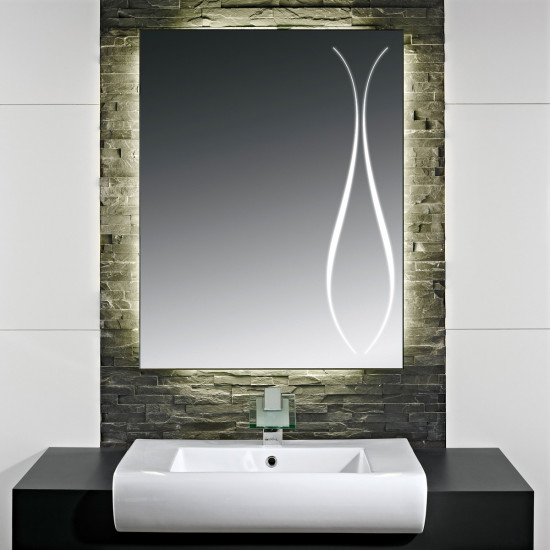 Зеркало с LED подсветкой Бронте