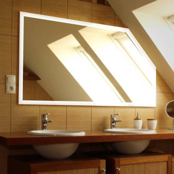 Зеркало с LED подсветкой Бруклин
