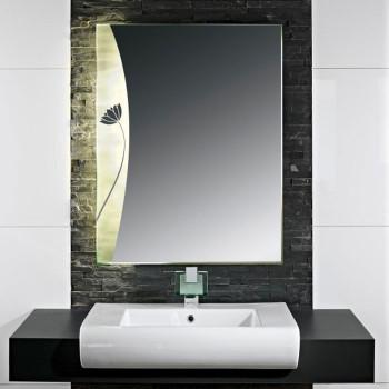Зеркало с LED подсветкой Бруксайд