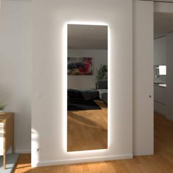 Зеркало с задней подсветкой в полный рост Дарио