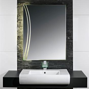 Зеркало с LED подсветкой Дюна