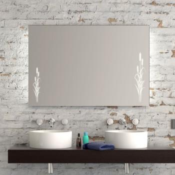 Зеркало с LED подсветкой Эден