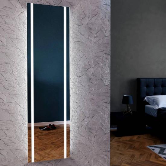 Зеркало с подсветкой в полный рост Эмпайр в интернет-магазине ROSESTAR фото