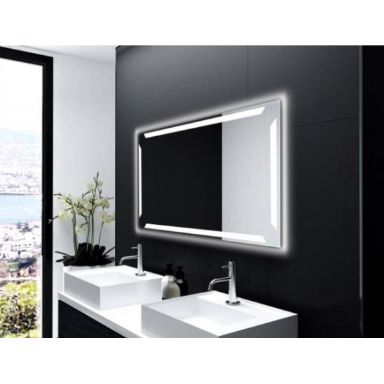 Зеркало с LED подсветкой Эстер в интернет-магазине ROSESTAR фото