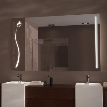 Зеркало с LED подсветкой Фрайзинг