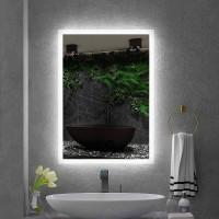 Зеркало настенное со светодиодной LED-подсветкой Гальвин