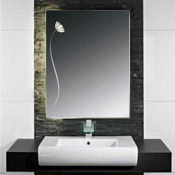 Зеркало с LED подсветкой Грэйс