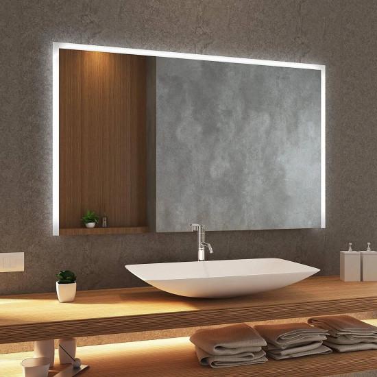 Зеркало с LED подсветкой Лайт Гейт 2 в интернет-магазине ROSESTAR фото