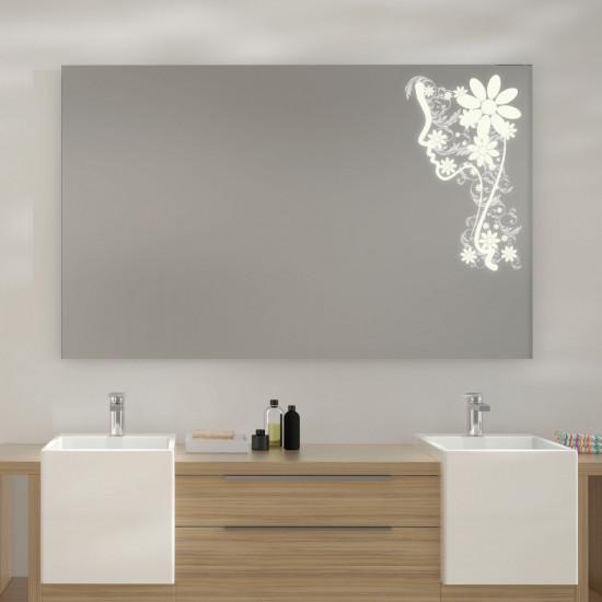 Зеркало с LED подсветкой Нина в интернет-магазине ROSESTAR фото