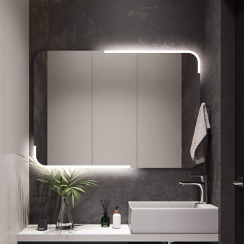 Зеркало с LED подсветкой Орландо
