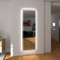 Зеркало с подсветкой в полный рост Пескара