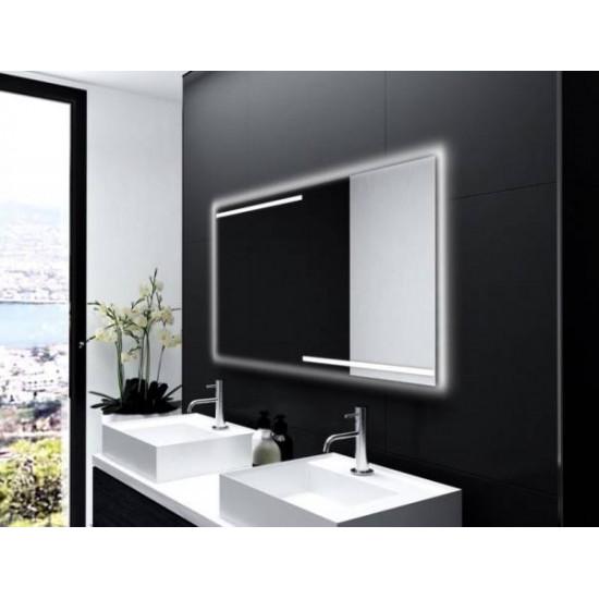 Зеркало с LED подсветкой Риэль 06 в интернет-магазине ROSESTAR фото
