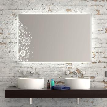 Зеркало с LED подсветкой Розмари