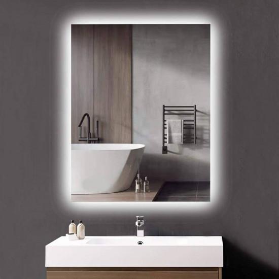 Зеркало с LED подсветкой Кристалл в интернет-магазине ROSESTAR фото