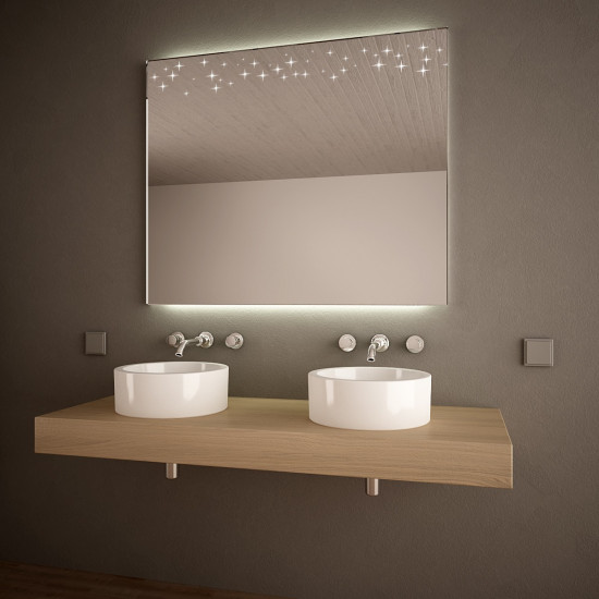 Зеркало с LED подсветкой Старлайт в интернет-магазине ROSESTAR фото