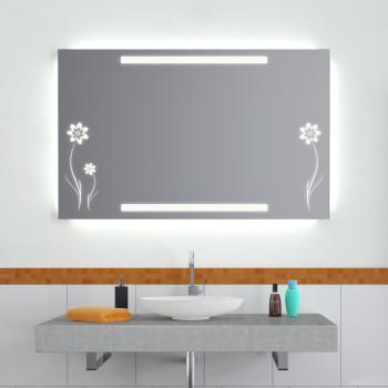 Зеркало с LED подсветкой Вега 05