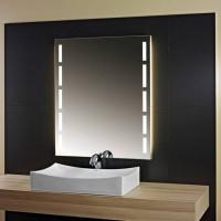 Зеркало настенное со светодиодной LED-подсветкой Велламо
