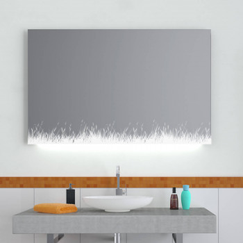Зеркало с LED подсветкой Висбаден