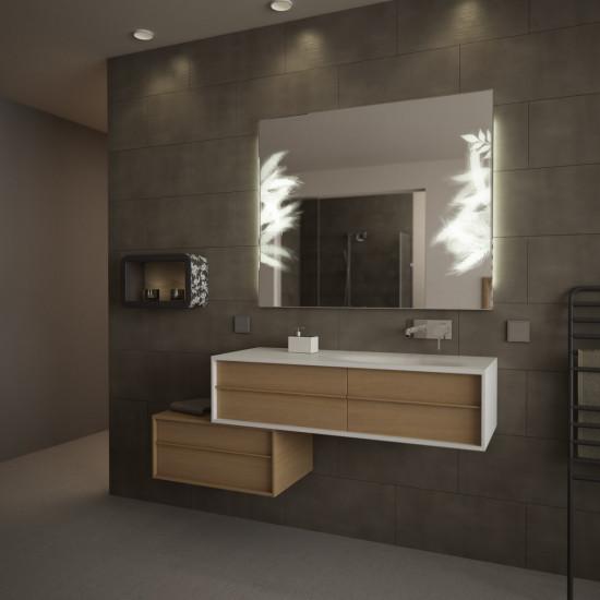 Зеркало с LED подсветкой Вижн в интернет-магазине ROSESTAR фото