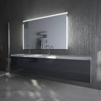 Зеркало с LED подсветкой Циркон