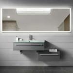 Зеркала в ванную 140 см