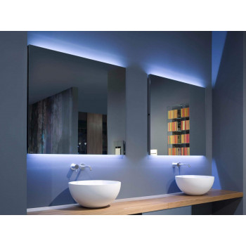 Зеркало со светодиодной LED подсветкой Флэш-2