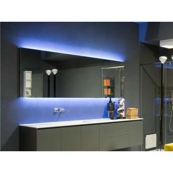 Зеркало со светодиодной LED подсветкой Flash