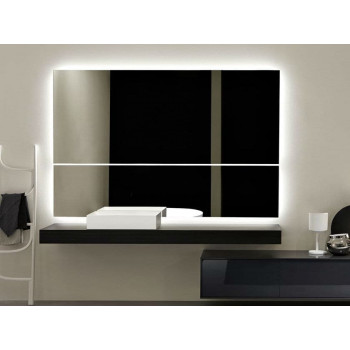Зеркало со светодиодной LED подсветкой Молетта