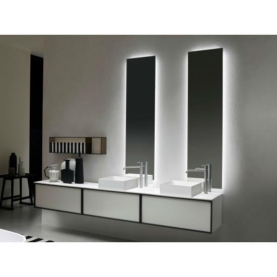 Зеркало с задней эмбилайт-подсветкой Фила в интернет-магазине ROSESTAR фото