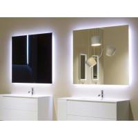 Зеркало со светодиодной LED подсветкой Vario