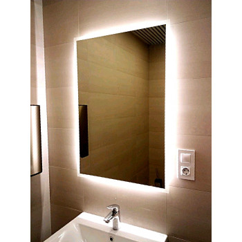 Зеркало со светодиодной LED-подсветкой Globe