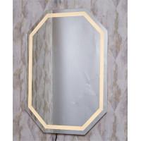Восьмиугольное зеркало с LED подсветкой Джустер 2