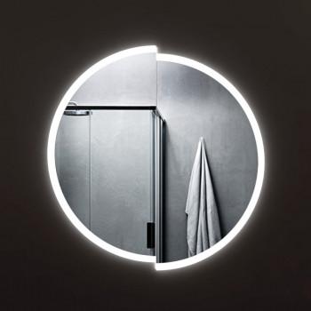 Круглое зеркало с LED подсветкой Элара