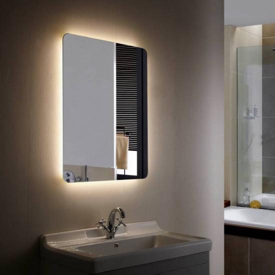 Зеркало с LED подсветкой Эрма в интернет-магазине ROSESTAR фото