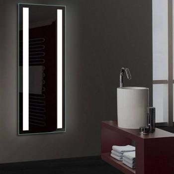 Зеркало большое напольное и настенное в полный рост с LED подсветкой Фэнтон