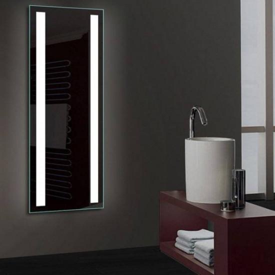 Зеркало большое напольное и настенное в полный рост с LED подсветкой Фэнтон в интернет-магазине ROSESTAR фото