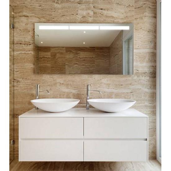 Зеркало с LED подсветкой Леннард в интернет-магазине ROSESTAR фото
