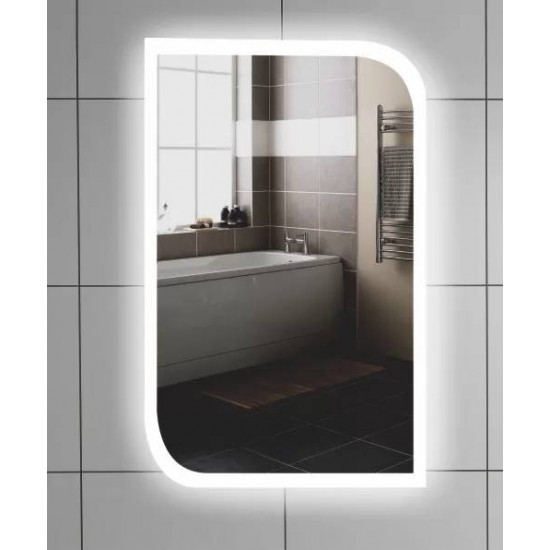 Зеркало с LED подсветкой Лоррин в интернет-магазине ROSESTAR фото