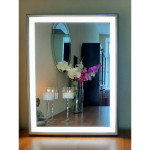 Зеркала с подсветкой в спальню