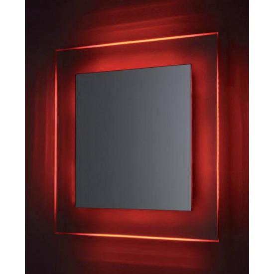 Зеркало на стеклянном основании с подсветкой Сияние в интернет-магазине ROSESTAR фото