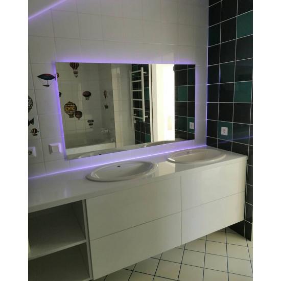 Зеркало с LED подсветкой Сирена в интернет-магазине ROSESTAR фото