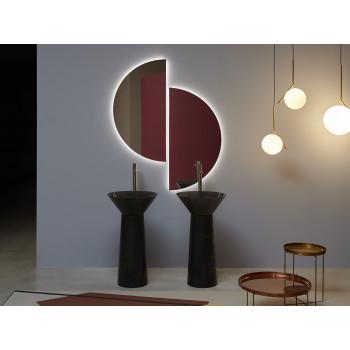 Зеркало с LED подсветкой Сансет