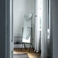 Напольное регулируемое зеркало на подножке Эрхарт