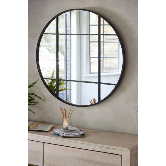 Круглое зеркало-окно Лорен в интернет-магазине ROSESTAR фото
