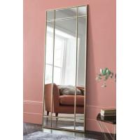 Зеркало напольное и настенное большое в полный рост в зеркальной раме «Элмина»