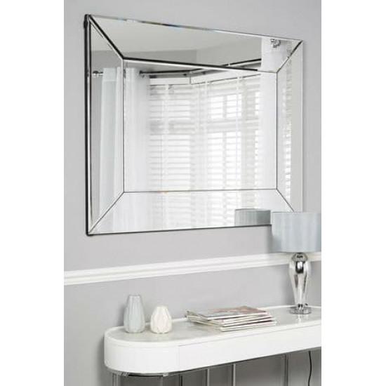 Настенное зеркало в зеркальной раме «Монико»  в интернет-магазине ROSESTAR фото