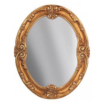 Зеркало овальное настенное в раме «Анже»